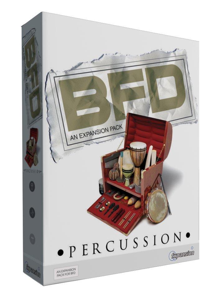FXpansion BFD Percussion Expansion Pack (2 DVD). Сортировка по возрастанию