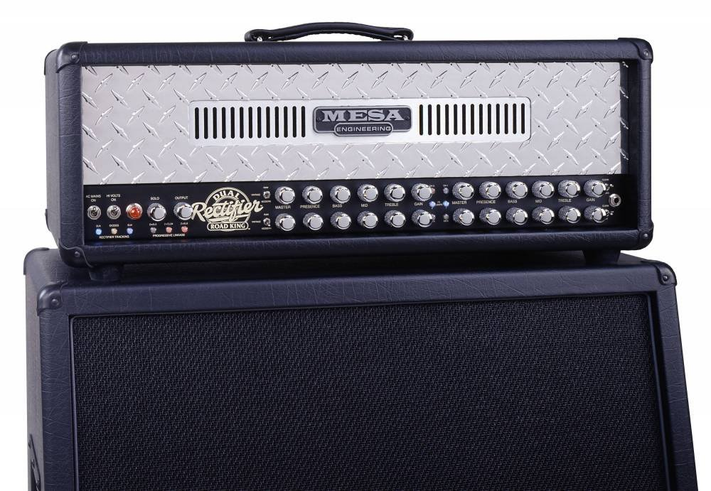 mesa-boogie-road-king-head-diamond-plate